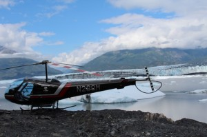 Helicopter Tours in Whittier, Alaska